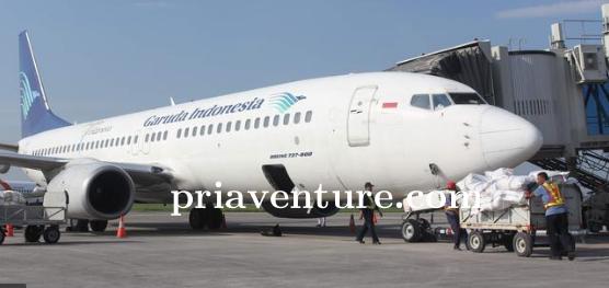 Garuda Ingin Ikut Uji Coba Penerbangan Umrah Awal 2021