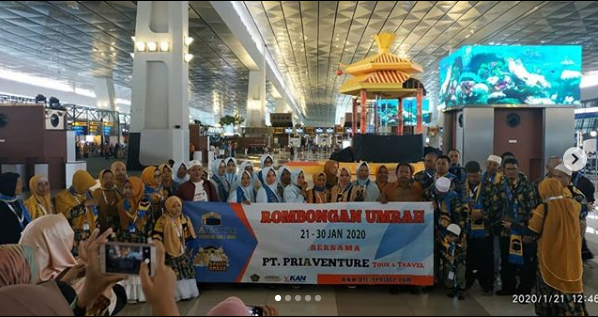 Priaventure Tour and Travel keberangkatan 21 Januari 2020 - (Ada 0 foto)