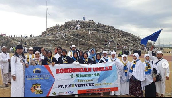 Priaventure Tour and Travel keberangkatan 18 November 2019 - (Ada 0 foto)