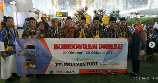 Priaventure Tour and Travel keberangkatan 22 Oktober 2019 - (Ada 0 foto)
