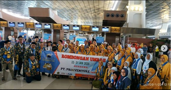 Priaventure Tour and Travel keberangkatan 22 Januari 2020 - (Ada 0 foto)